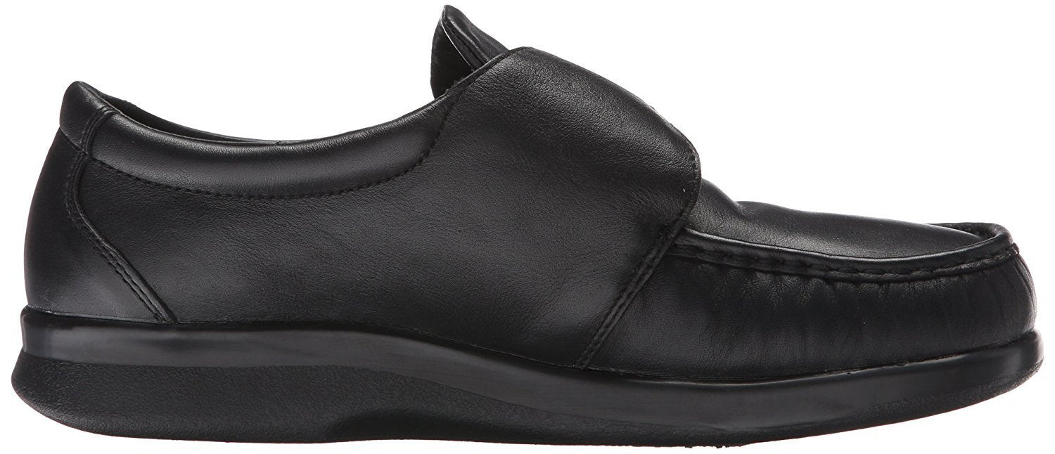 Propet Men's Pucker Moc Strap Shoe