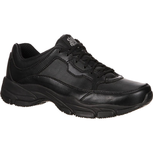 SlipGrips Unisex Slip-Resistant Athletic Work Shoe