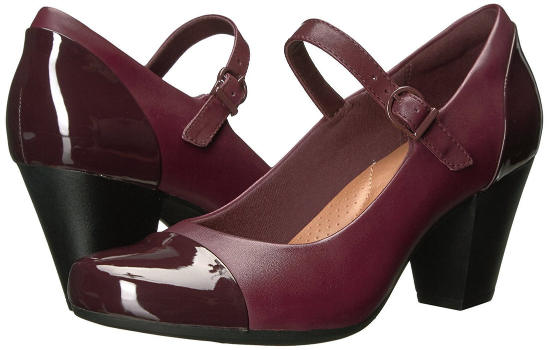 CLARKS Women's Garnit Tianna Dress Pump