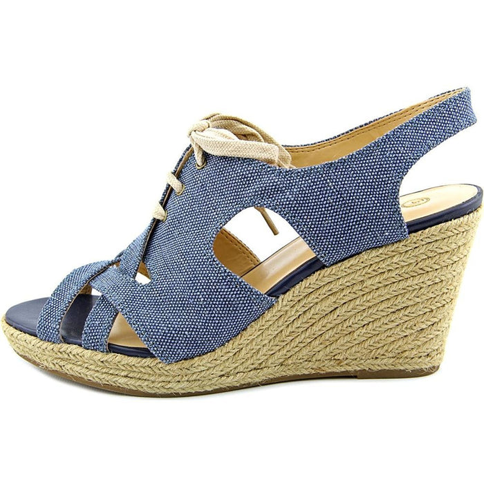 Bella Vita Women's Gracia Espadrille Wedge Sandal
