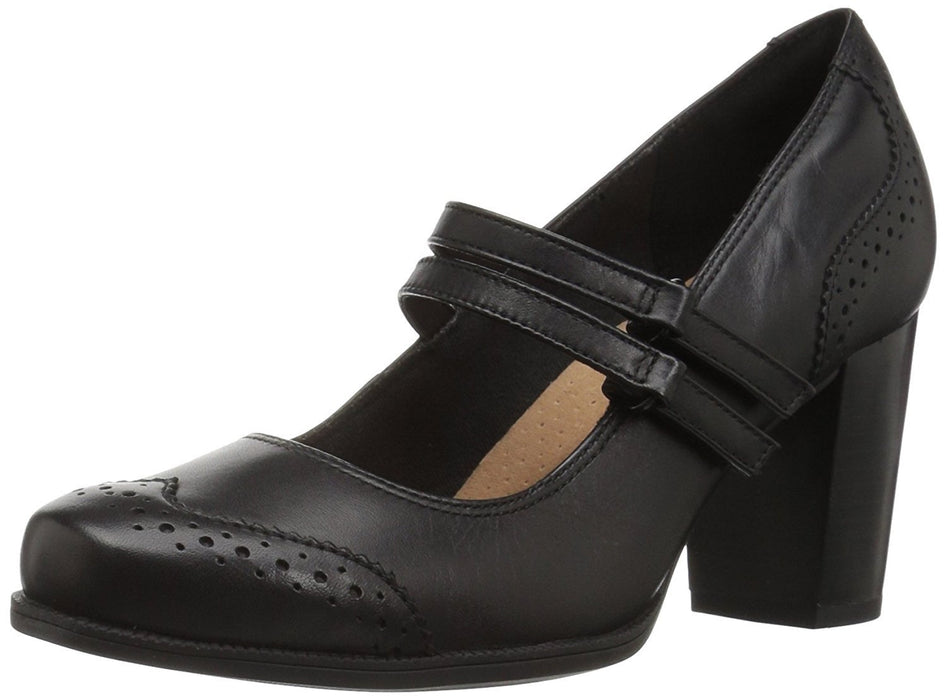 CLARKS Women's Claeson Tilly Dress Pump