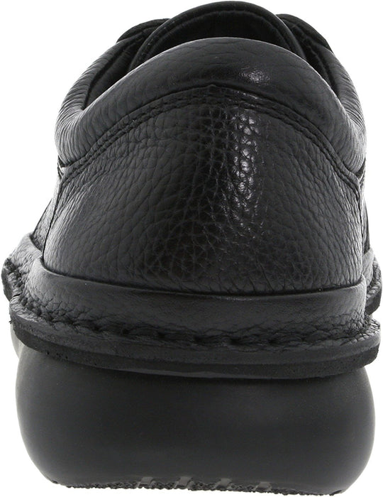 Propet Men's M4070 Village Walker Oxford,Black Grain,13 XX (5E)