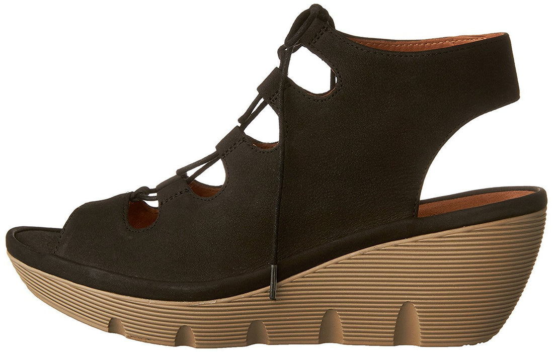 CLARKS Clarene Grace Womens Wedge Sandals