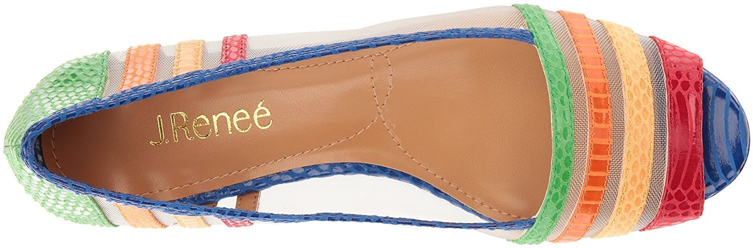 J.Renee Women's Florentina Pump