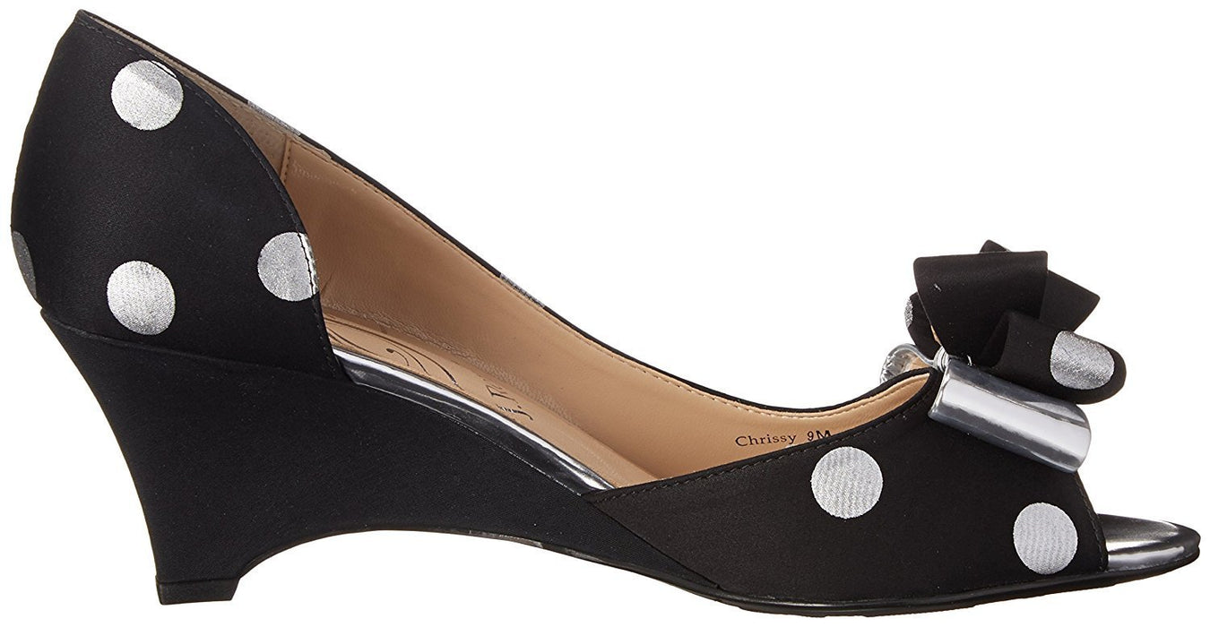 J.Renee Women's Chrissy D'Orsay Pump