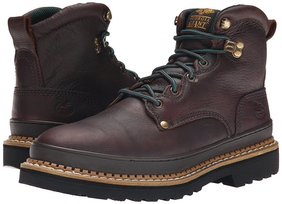 Georgia Boot Men's Georgia Giant G6374 Work Boot