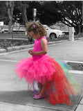 RAINBOW unicorn TaiL High/Low Tutu