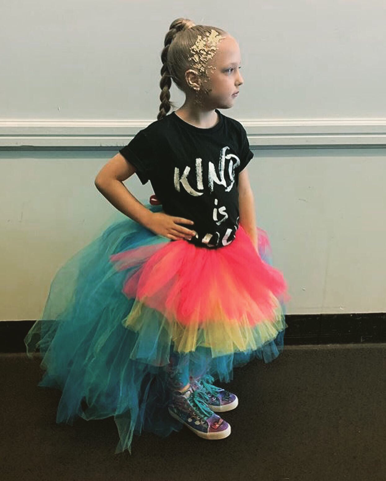 Lollipop 🍭 OmbRÉ High Low TUTU