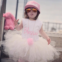 Simple WhiTe short tutu