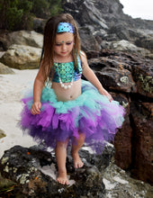 Purple & Mint OmbRÉ High Low TUTU