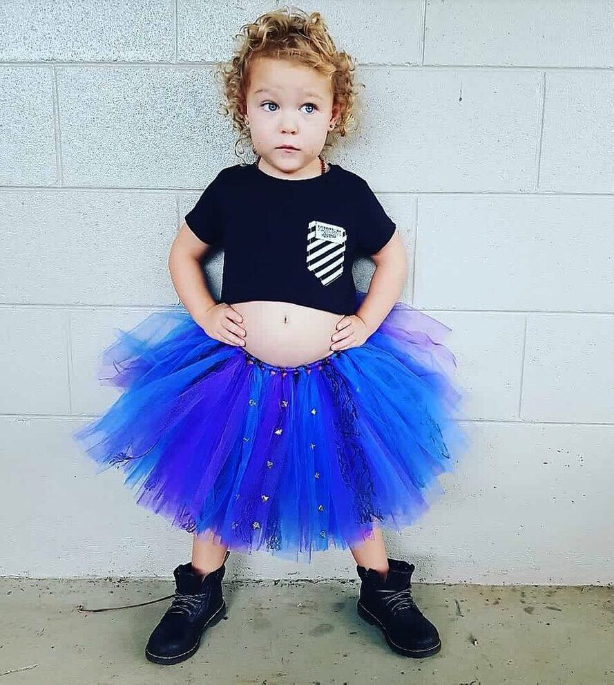 blue tutu, teal tutu, turquoise tutu, birthday tutu, cakesmash tutu, punk tutu, handmade tutu, kids fashion, unique fashion