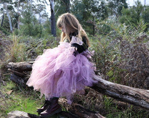 Mauve Purple MiD Length Tutu