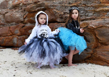 Simple Blue Short Tutu
