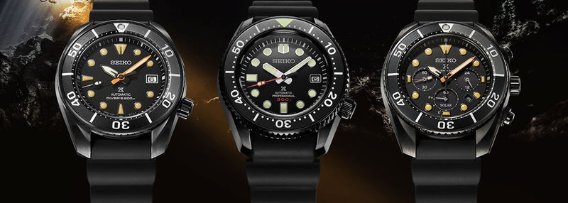 The Seiko Prospex is a worthy addition to your watch collection treasury