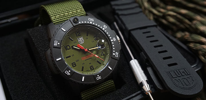 Watch Feature - Luminox Navy Seal 3600 Series