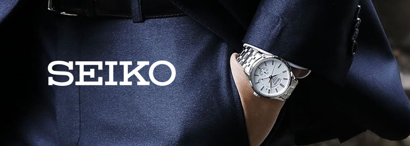 Dapper up your wardrobe with our top picks from Seiko Presage