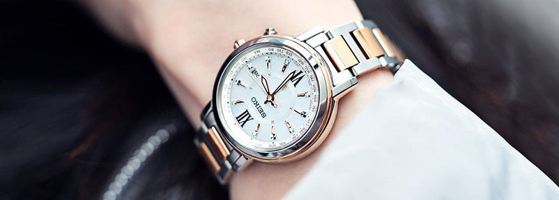 Why are women counting on the Premier and Lukia collection from Seiko Singapore?