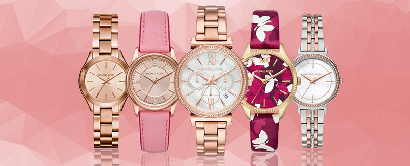 How can you pick out the perfect women's Michael Kors watch for someone special?