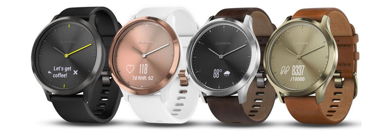 Why is the Vivomove HR the right choice for every smartwatch buyer at Garmin Singapore?