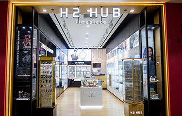 H2 HUB TIMEPIECE (NORTH POINT)