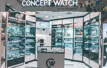 CONCEPT WATCH BY H2 HUB (SERANGOON NEX)