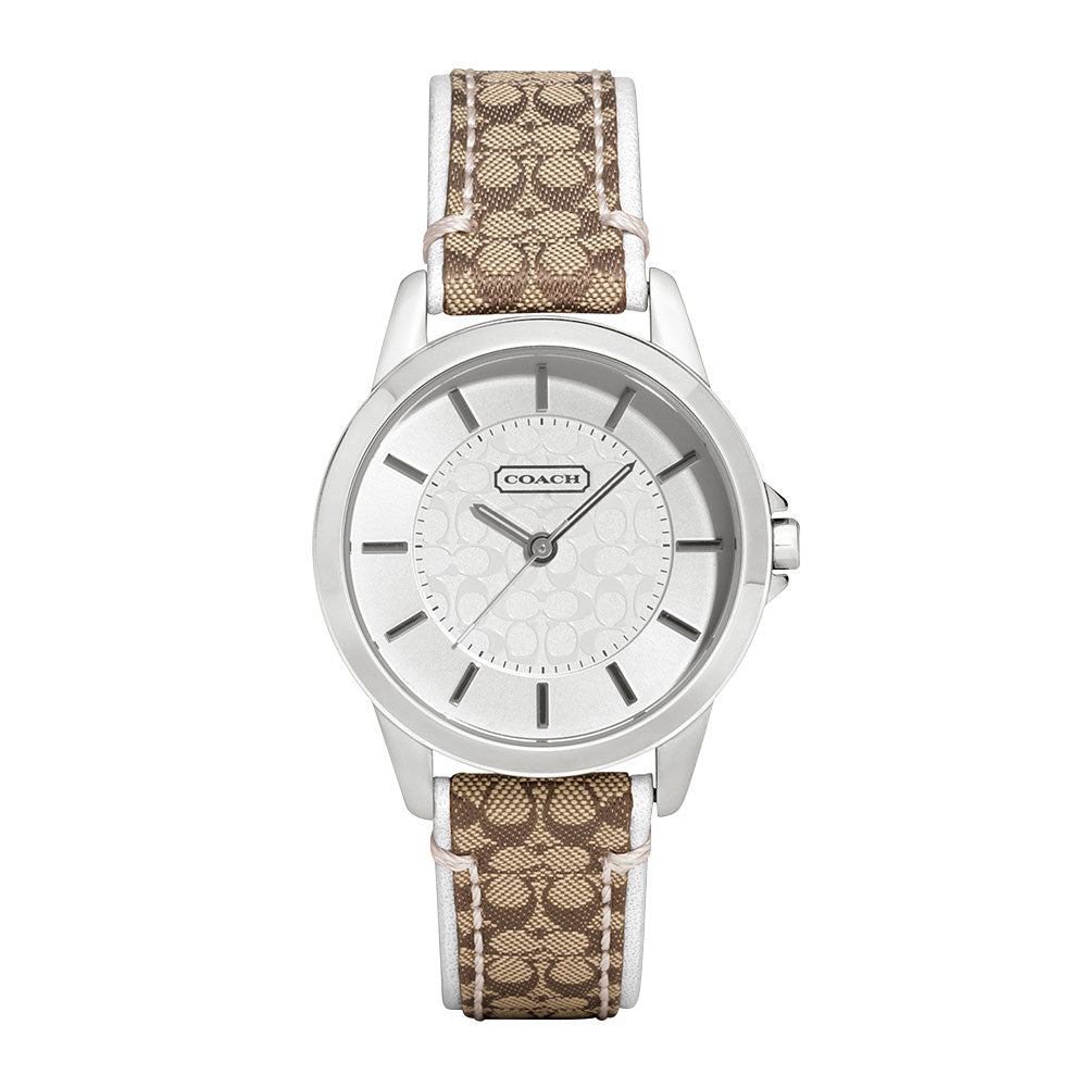 COACH CLASSIC SIGNATURE 14501526 WOMEN'S WATCH