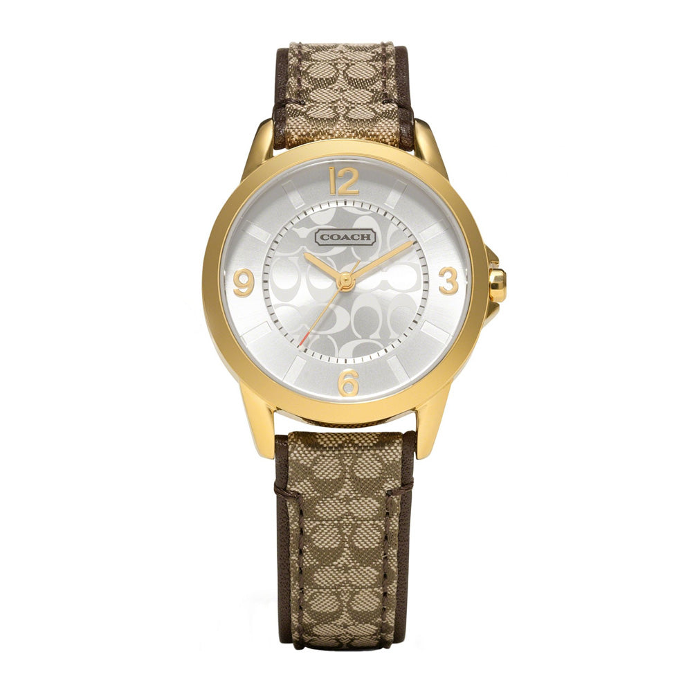 COACH CLASSIC SIGNATURE STRAP 14501613 WOMEN'S WATCH