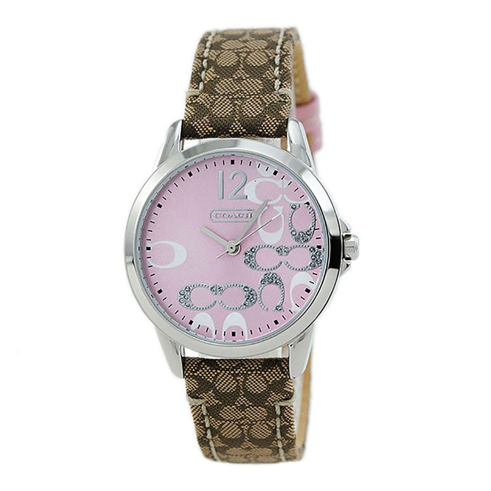 COACH CLASSIC SIGNATURE 14501621 WOMEN'S WATCH