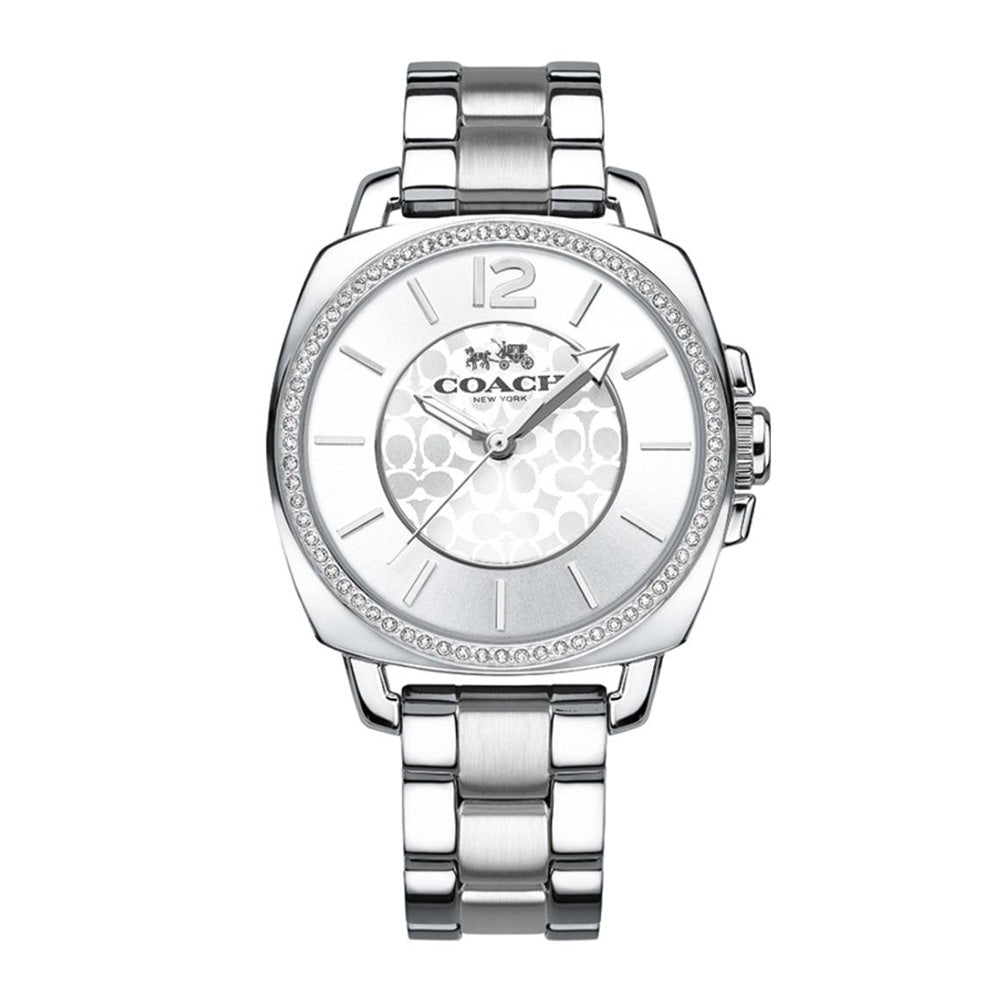 COACH BOYFRIEND ANALOG QUARTZ 14502147 WOMEN'S WATCH