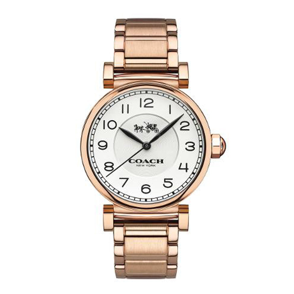 COACH 14502395 ROSE GOLD WOMEN'S WATCH
