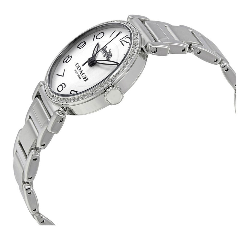 COACH MADISON ANALOG QUARTZ SILVER STAINLESS STEEL 14502854 WOMEN'S WATCH