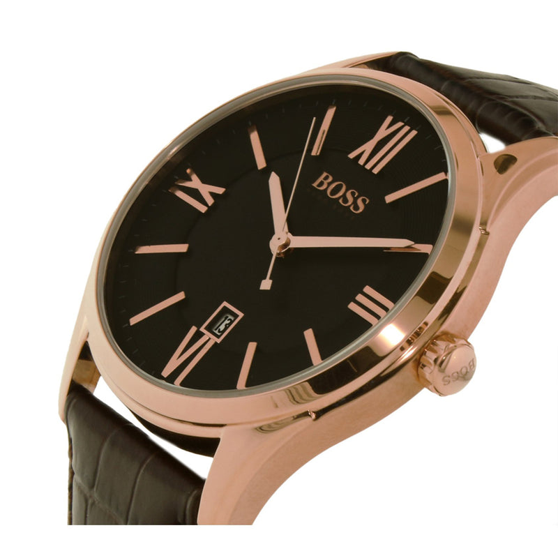 HUGO BOSS AMBASSADOR 1513387 MEN'S WATCH