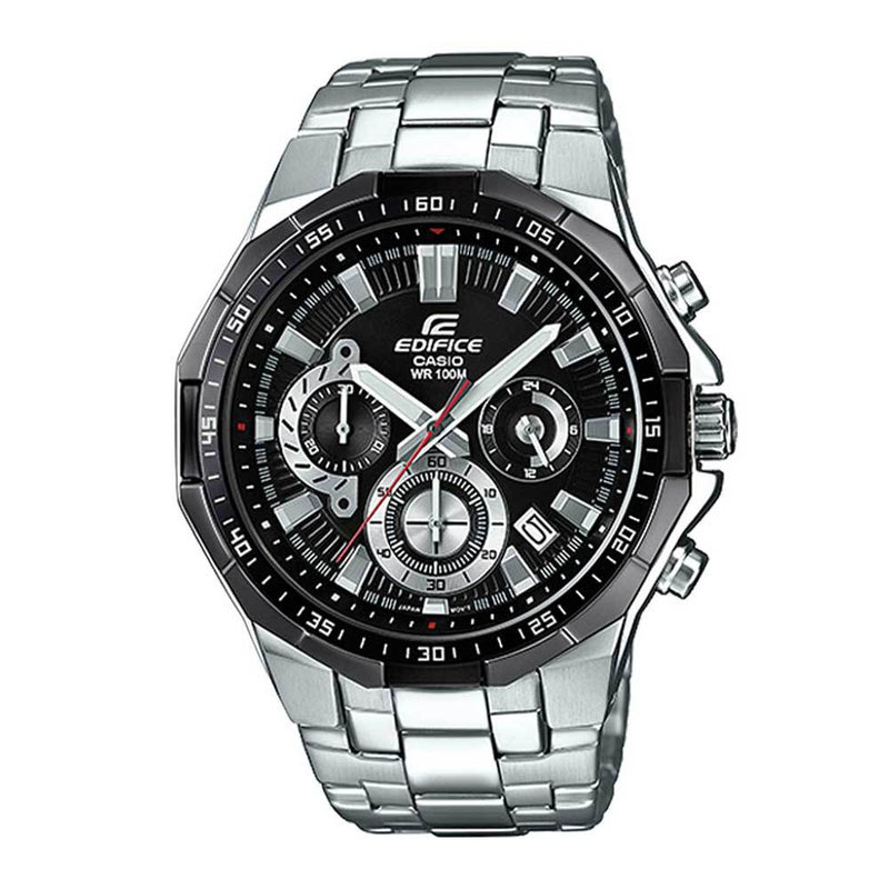 CASIO EDIFICE CHRONOGRAPH EFR-554D-1AVUDF MEN'S WATCH