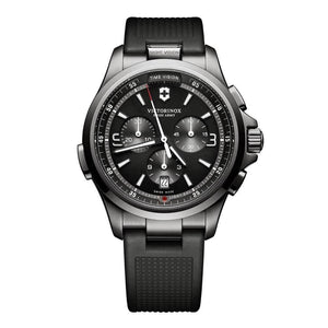 VICTORINOX SWISS ARMY NIGHT VISION CHRONOGRAPH 241731 MEN'S WATCH