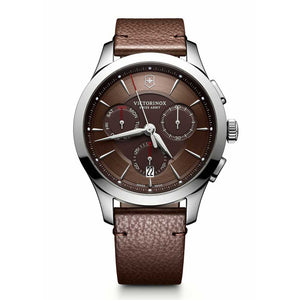 VICTORINOX SWISS ARMY ALLIANCE CHRONOGRAPH 241749 MEN'S WATCH