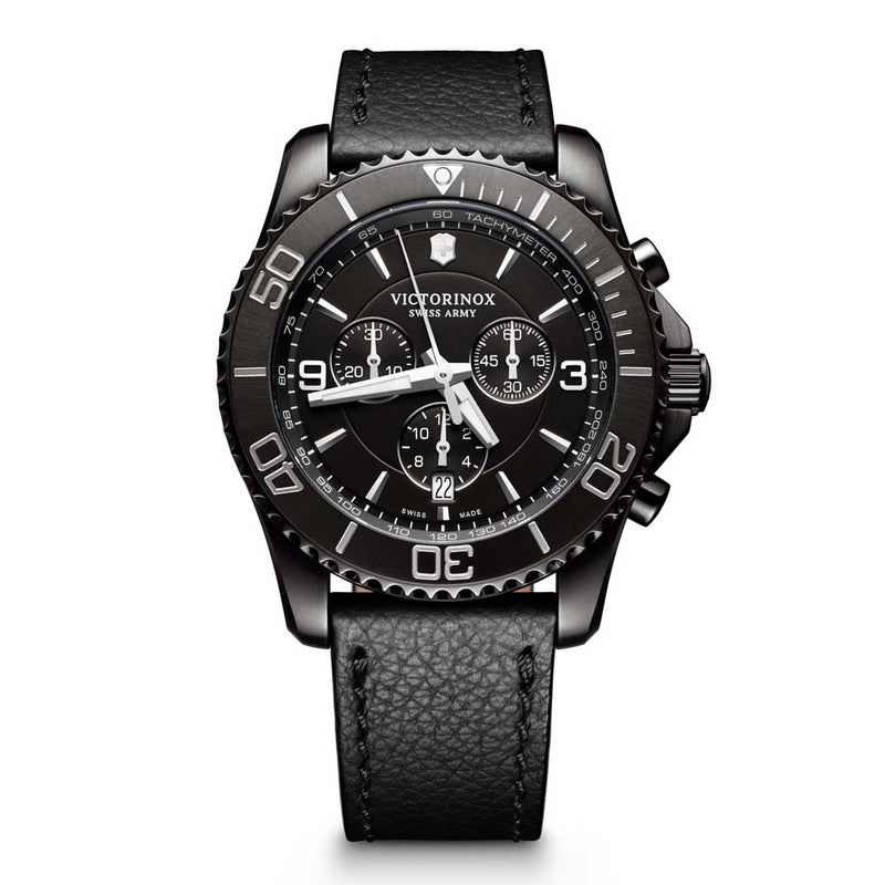 VICTORINOX MAVERICK CHRONOGRAPH 241786 MEN'S WATCH