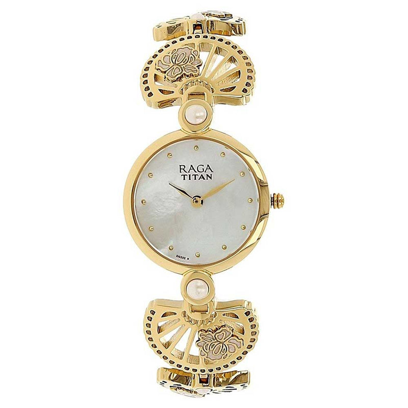 TITAN RAGA 2567YM01 WOMEN'S WATCH