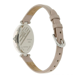 TITAN PURPLE 95025SL02 WOMEN'S WATCH