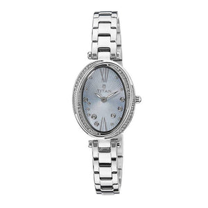 TITAN 95025SM01 WOMEN'S WATCH