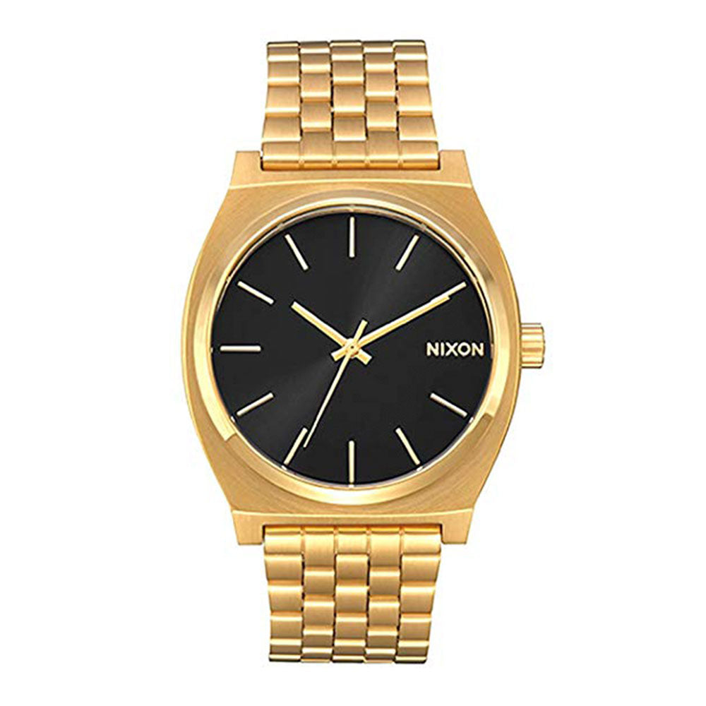 NIXON TIME TELLER DIGITAL A0452042 GOLD/BLACK WOMEN'S WATCH