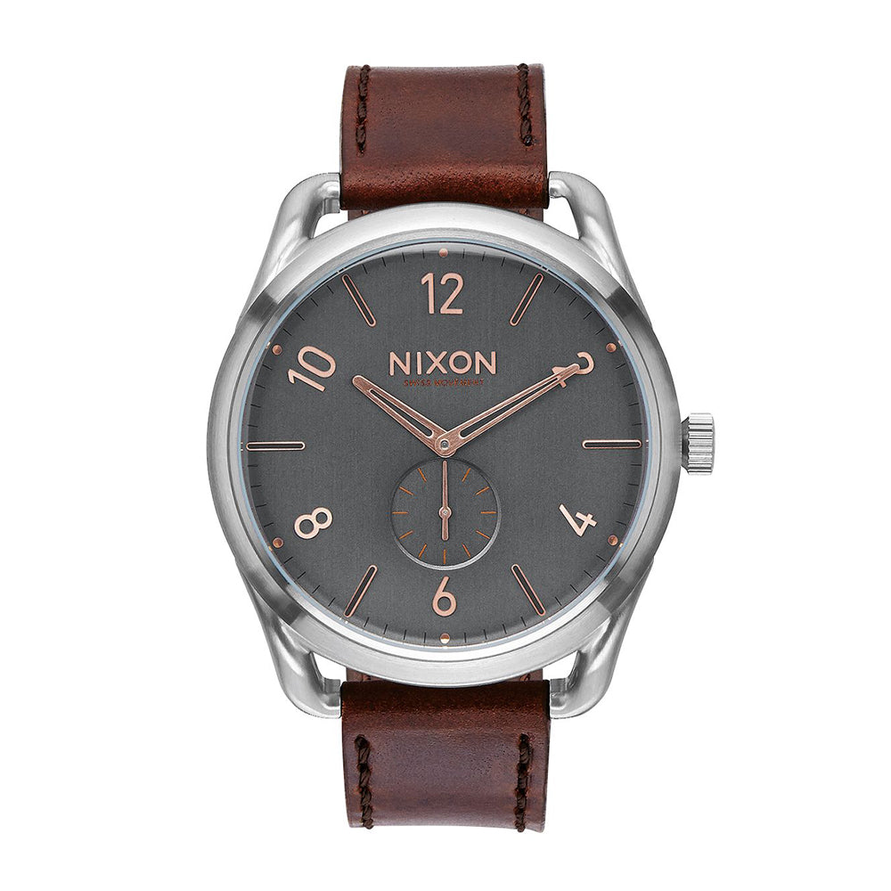 NIXON C45 LEATHER A4652064 MEN'S WATCH