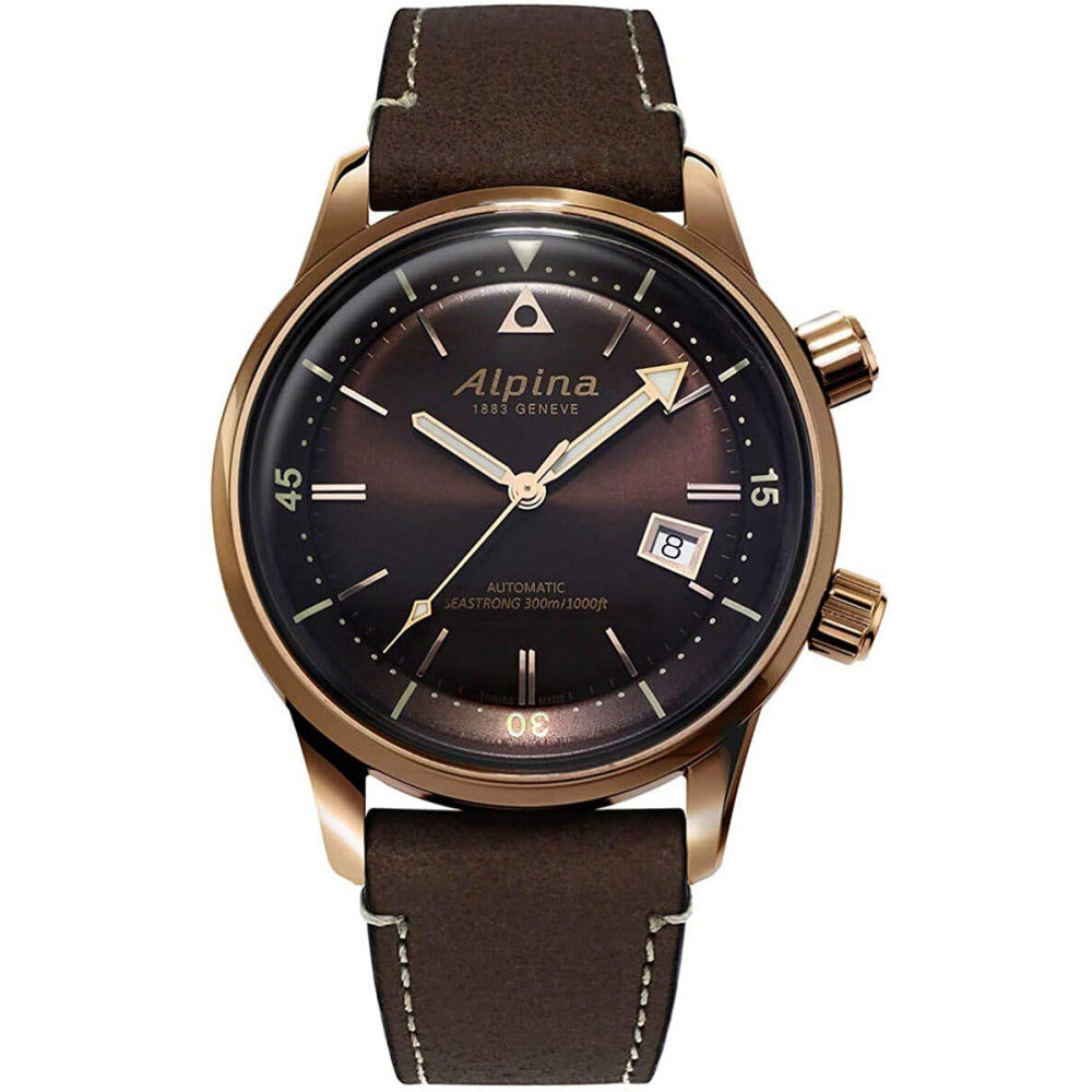 ALPINA SEASTRONG AL-525BR4H4 MEN'S WATCH