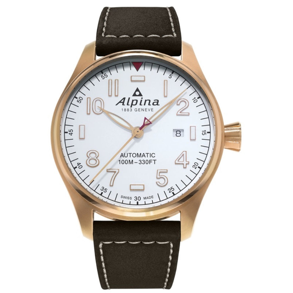 ALPHINA STARTIMER PILOT AUTOMATIC AL-525S4S4 MEN'S WATCH