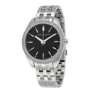 ARMANI EXCHANGE ANALOG QUARTZ SILVER STAINLESS STEEL AX5509 WOMEN'S WATCH