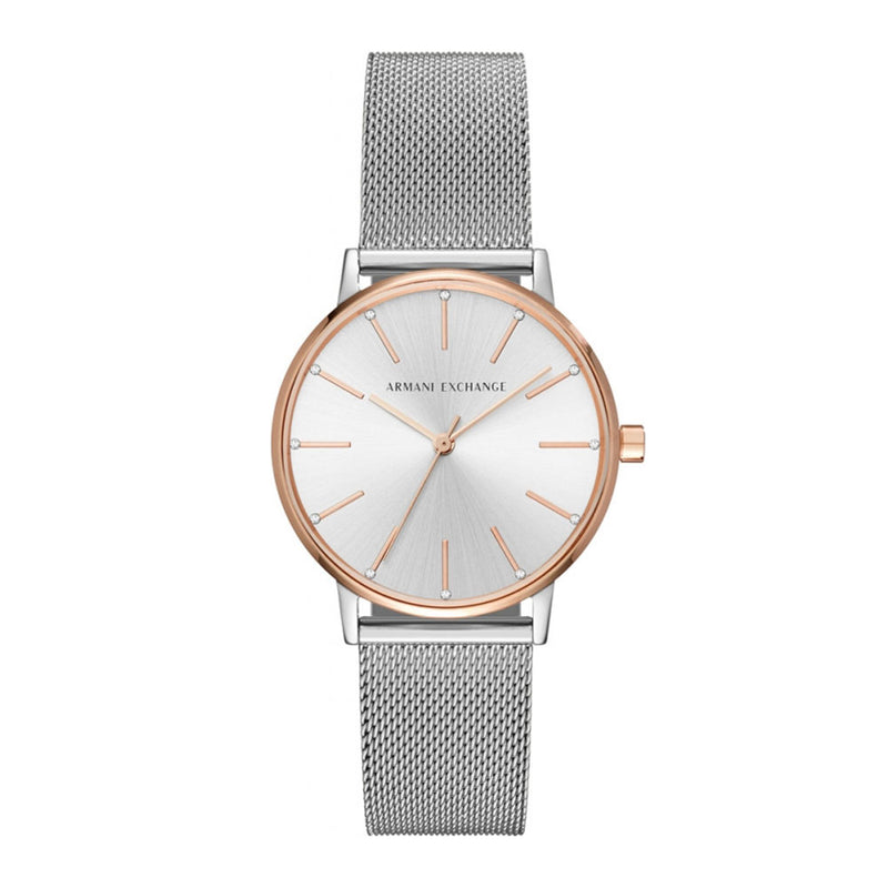 ARMANI EXCHANGE ANALOG AX5537 WOMEN'S WATCH