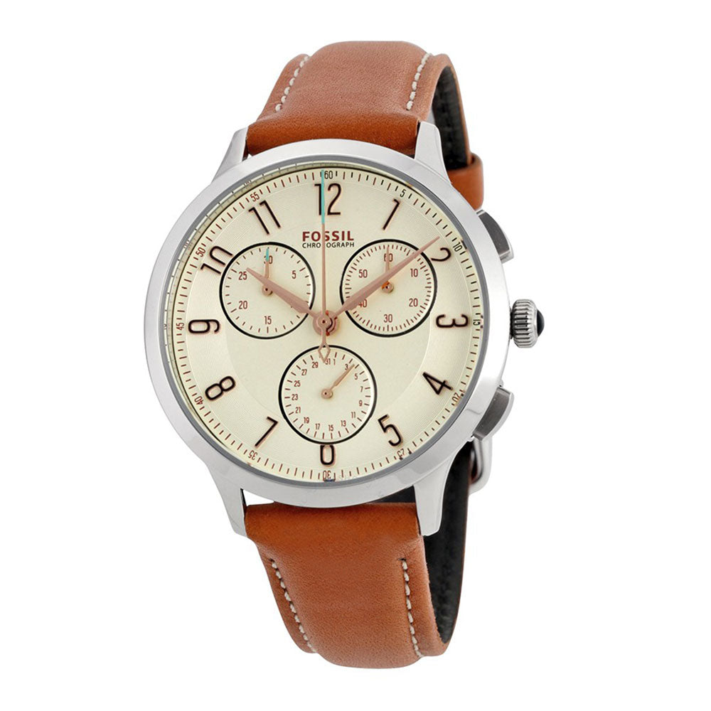 FOSSIL ABILENE CHRONOGRAPH CH3014 WOMEN'S WATCH