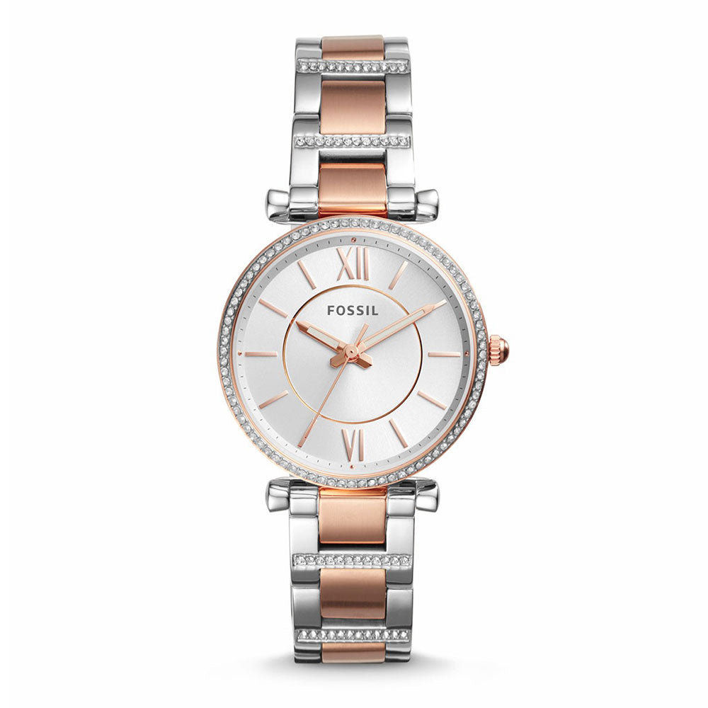 FOSSIL CARLIE ES4342 WOMEN'S WATCH