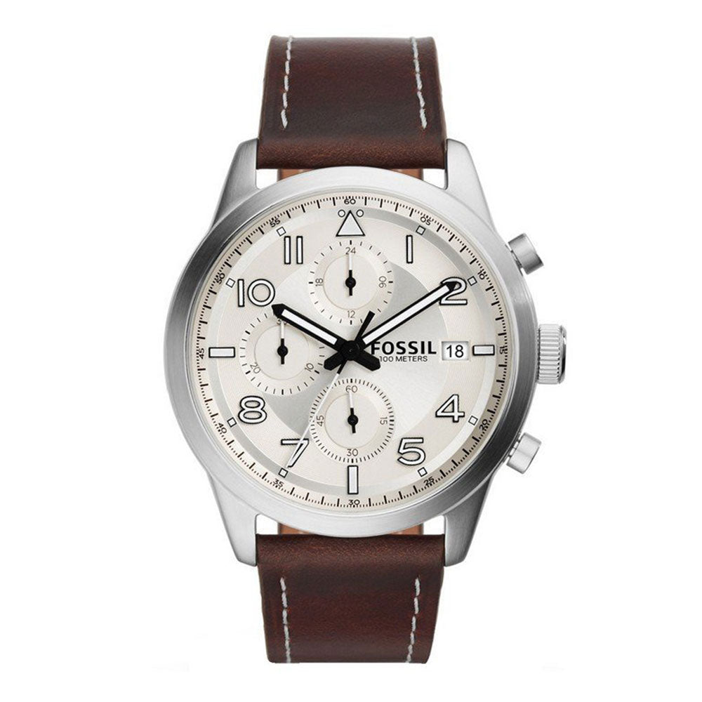 FOSSIL DAILY CHRONOGRAPH FS5138 MEN'S WATCH