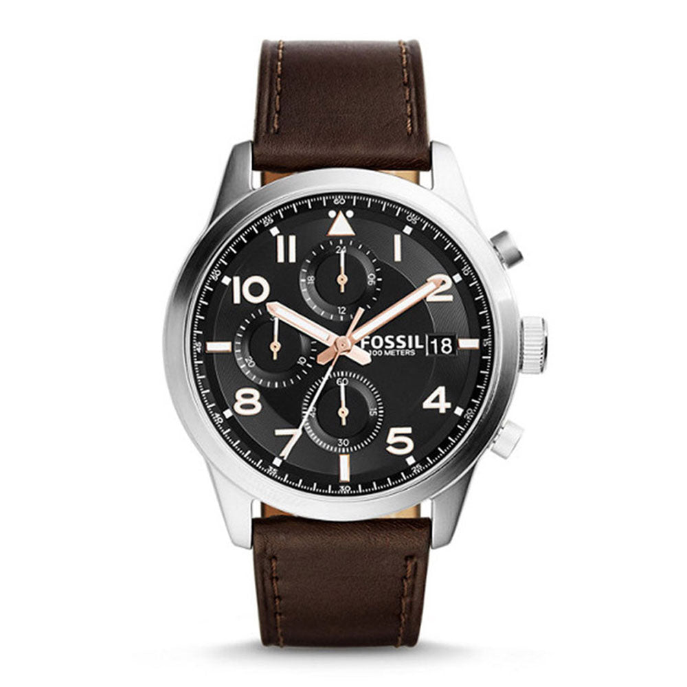 FOSSIL DAILY CHRONOGRAPH FS5139 MEN'S WATCH