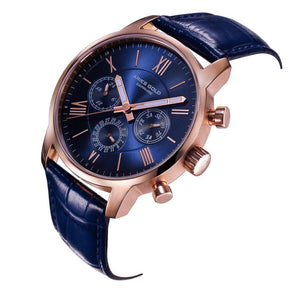 ARIES GOLD URBAN ETERNAL G 103 RG-BU MEN'S WATCH